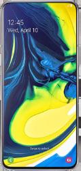 Se stort billede af Samsung Galaxy A80 128GB
