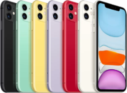 Se stort billede af Apple iPhone 11 64 GB