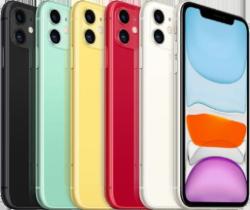 Se stort billede af Apple iPhone 11 128 GB