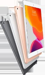 Se stort billede af Apple iPad 7th gen. 32GB 4G & Wi-Fi