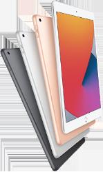 Se stort billede af Apple iPad 8th gen 32 GB 4G