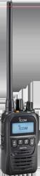 Se stort billede af Icom ProHunt D52 jagtradio