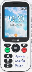 Se stort billede af Doro 780X 3G